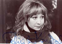 Felicity Kendal Young